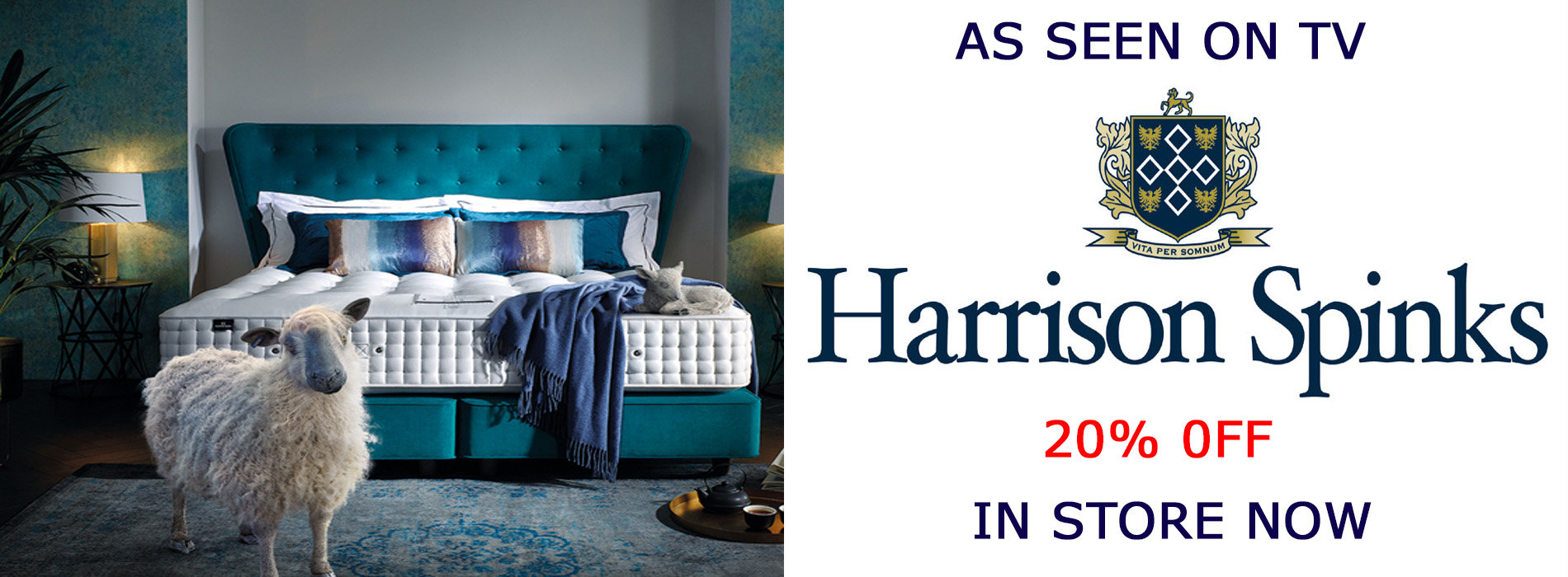 Harrison Spinks Beds